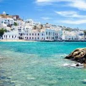 Vacation on a Greek Island - Bucket List Ideas