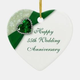 Celebrate Our Emerald Anniversary - Bucket List Ideas