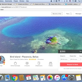 Rent a Private Island and Stay for 7 glorious days!!! - Bucket List Ideas
