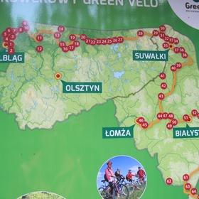 Ride the whole Green Velo trail - Bucket List Ideas