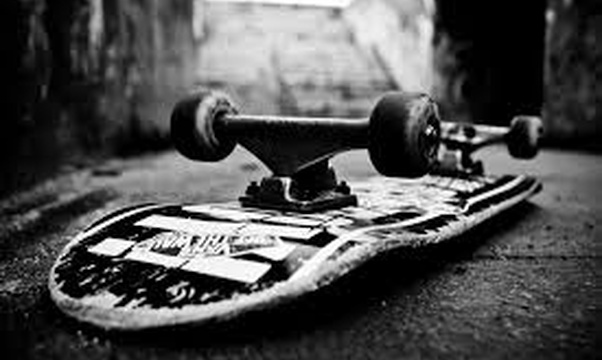 Learn to skateboard - Bucket List Ideas