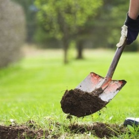 Dig a big hole in the ground - Bucket List Ideas