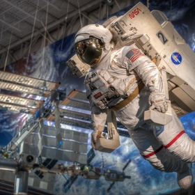 Visit the Space Center Houston - Bucket List Ideas