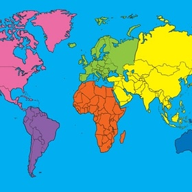 Visit every continent - Bucket List Ideas