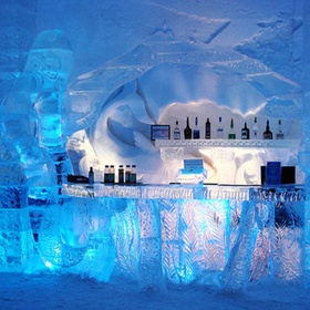 Sweden - Ice Hotel - Bucket List Ideas