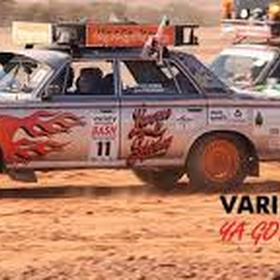 Compete in a charity car rally - Bucket List Ideas