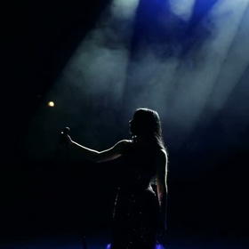 Sing on a stage - Bucket List Ideas
