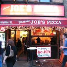 Eat pizza in New York - Bucket List Ideas