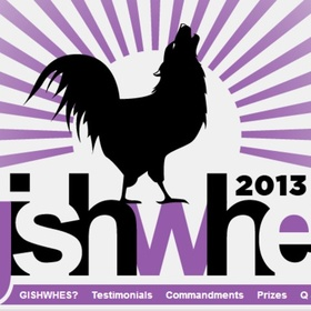 Participate in GISHWHES - Bucket List Ideas