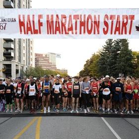 Run a half-marathon - Bucket List Ideas