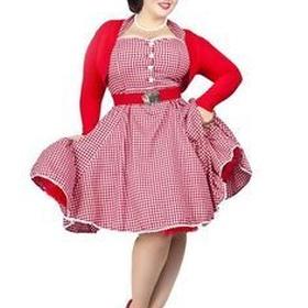Buy a rockabilly dress - Bucket List Ideas