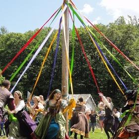 Dance around a maypole - Bucket List Ideas