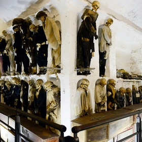 Visit The Capuchin Catacombs of Palermo - Bucket List Ideas