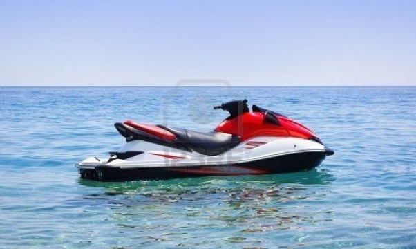 Jet-ski - Bucket List Ideas