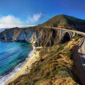 Drive down the Pacific Coast Highway - Bucket List Ideas