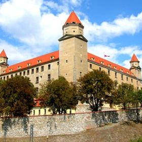 Take in the Views from Bratislava Castle - Bucket List Ideas