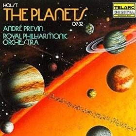 Listen to Gustav holst the planets perfomed live - Bucket List Ideas