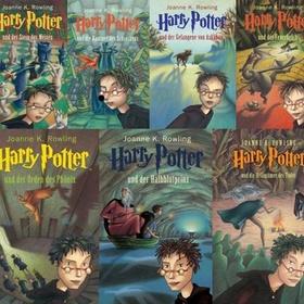 Finish the Harry Potter book series in German - Bucket List Ideas
