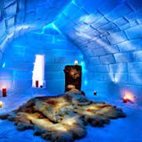 Stay In a Ice Hotel - Bucket List Ideas