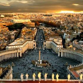 Attend a mass in Vatican city - Bucket List Ideas