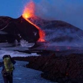 See an active volcano - Bucket List Ideas