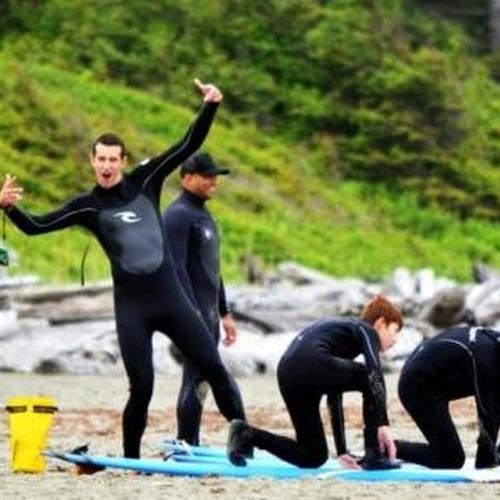 Surf in Tofino - Bucket List Ideas