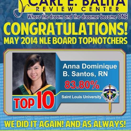 Pass the May 2014 Philippines Nursing Licensure Examination - Bucket List Ideas