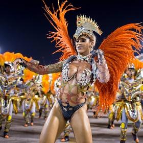 Go to the Carnival of Brazil - Bucket List Ideas