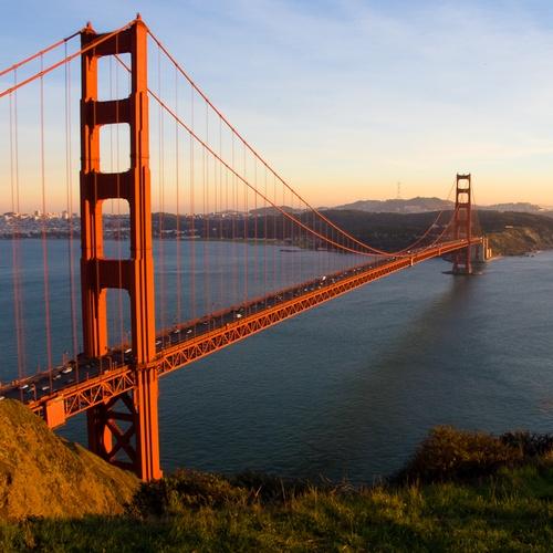 Voir le golden gates bridge - Bucket List Ideas