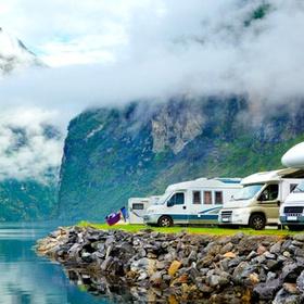 Buy a camper trailer/or RV - Bucket List Ideas