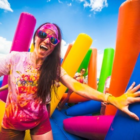 Do a color obstacle run - Bucket List Ideas