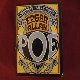 Read every tale and poem written by Edgar Allan Po - Bucket List Ideas