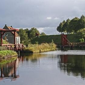 Visit Vesting Bourtange, Groningen - Bucket List Ideas