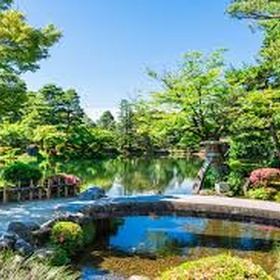 Visit the Three Great Gardens of Japan - Bucket List Ideas