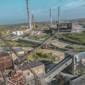 Urbex this industrial plant in Lithuania - Bucket List Ideas