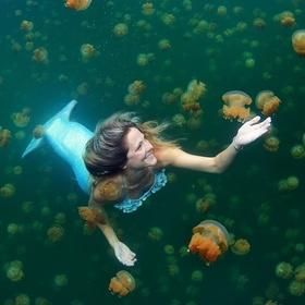 Be a mermaid - Bucket List Ideas