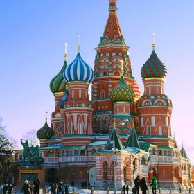 Visit Moscow's Red Square - Bucket List Ideas
