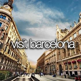 Go to Barcelona - Bucket List Ideas