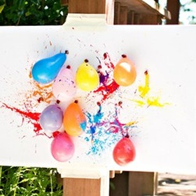 Do Dart Painting - Bucket List Ideas