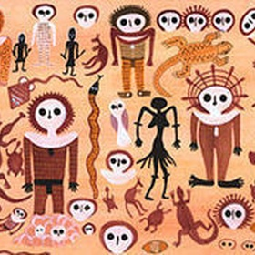 Find the australian abo tribe with telepathic skill and make friendship with them - Bucket List Ideas