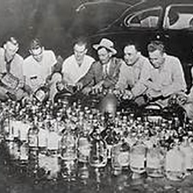 Drink moonshine - Bucket List Ideas
