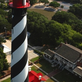 Climb up the Saint Augustine lighthouse and go on a ghost tour there - Bucket List Ideas