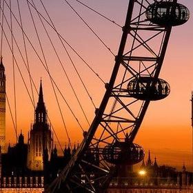 Ride the 'Eye'-London - Bucket List Ideas