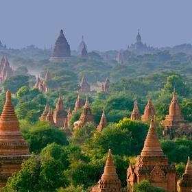 Visit the Bagan Temples in Myanmar - Bucket List Ideas