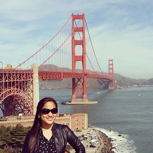 Walk the Golden Gate bridge - Bucket List Ideas