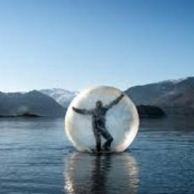 Zorb on water - Bucket List Ideas