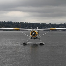 Fly from Vancouver to Victoria - Bucket List Ideas