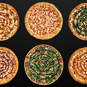 Try 20 different types of pizza - Bucket List Ideas