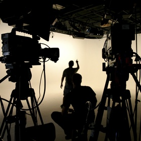 Be involved in the creation of a big tv production - Bucket List Ideas