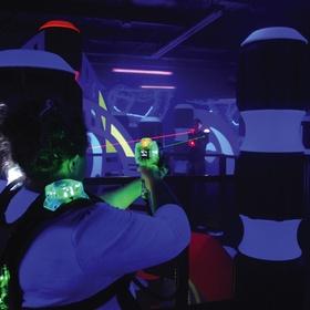 Go laser tagging - Bucket List Ideas